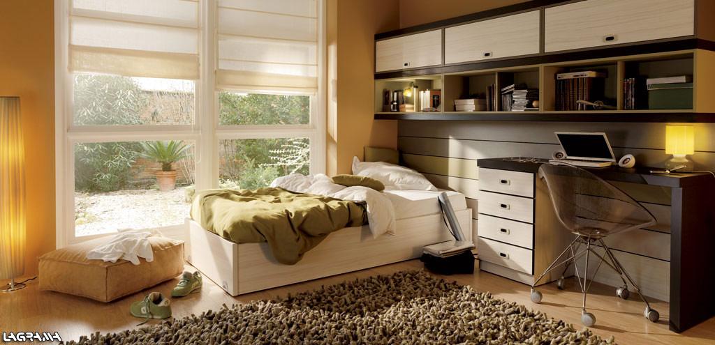 Lagrama lofthaus - El mueble dormitorio juvenil ...
